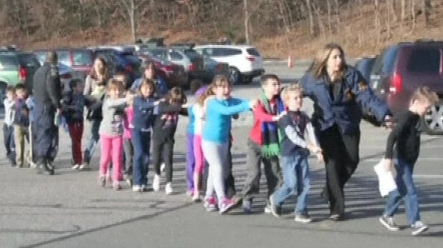 Sandy Hook serves children from roughly ages five to ten