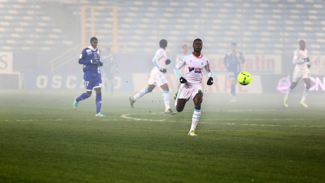 Bastia match with Olympique Marseille was played behind closed doors
