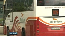 Bus Éireann to implement changes to pay, conditions