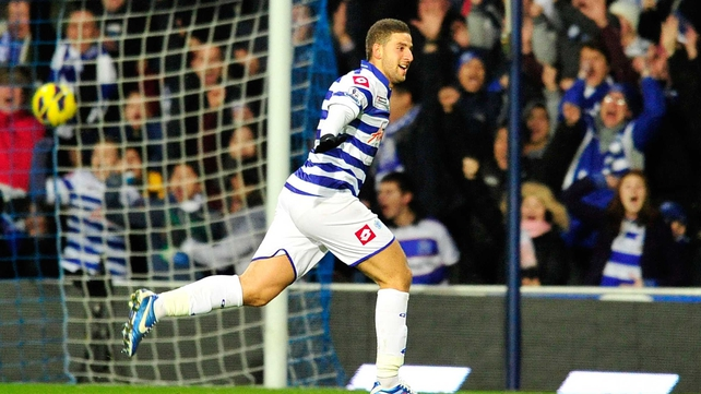 Adel Taarabt produced the goods for QPR as they finally secured three points