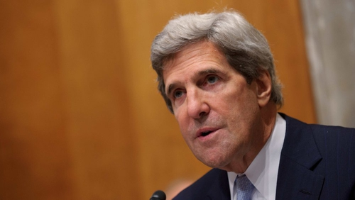US Secretary of State John Kerry is currently on an 11-day tour of Europe and the Middle East