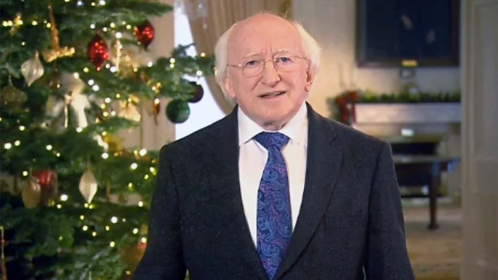 Interview: President Michael D. Higgins