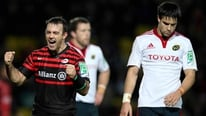 Donal Lenihan, Tony Ward and Hugo MacNeill review Munster's loss to Saracens.