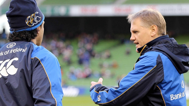 Joe Schmidt's familiarity with the provincial game in Ireland is a plus, according to Eddie O'Sullivan