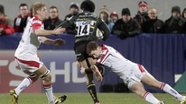 Ulster captain Chris Henry says Northampton deserved their win.