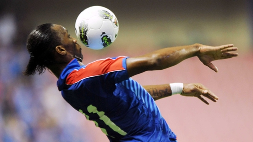 Didier Drogba has failed to settle with his club in Shanghai