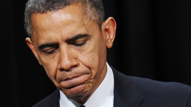Barack Obama said there must be changes in response to the Sandy Hook school shootings