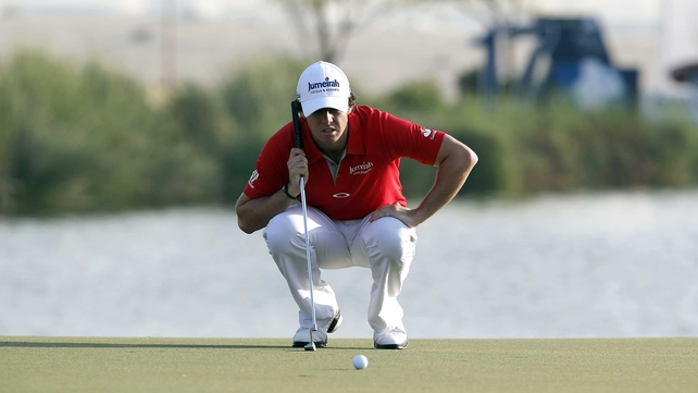 Rory McIlroy ended 2011 as number three in the world, but is top of the pile as 2012 draws to a close