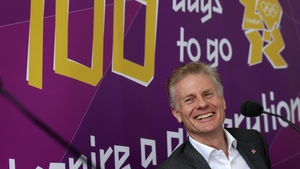 Paul Deighton previously lead LOCOG's day-to-day operations