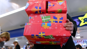 Up to 140 million shoppers are expected to hit US stores during the Thanksgiving weekend