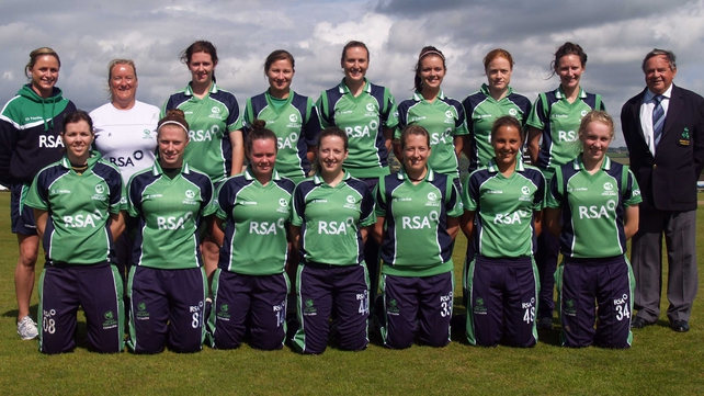 The Ireland women's cricket team will have the chance to qualify for the Women's World Twenty20 on home soil