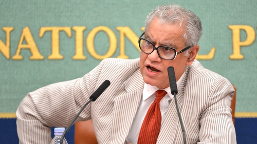 Anand Grover said he was concerned about the health of women in Ireland in particular