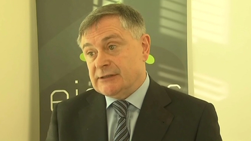 An upgrade to  Minister for Public Expenditure Brendan Howlin's local hospital was not a priority