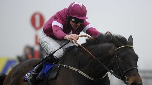 Davy Russell recorded a treble at Thurles on Thursday