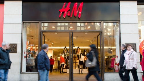 Quarterly sales at Hennes & Mauritz up 5%