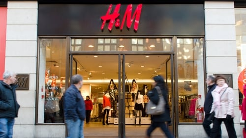Revenues at H&M have been buoyed by brisk spring and summer sales