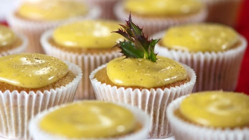 A festive favourite from Rachel Allen's recent Cake Diaries series