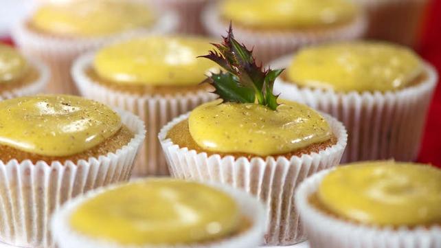 Rachel Allen's Mincemean Muffins