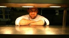 BrookLodge Hotel head chef Tim Daly