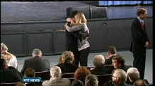 First funerals for victims of US school shooting