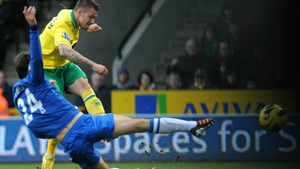Anthony Pilkington has scored three goals in 14 league appearances this season