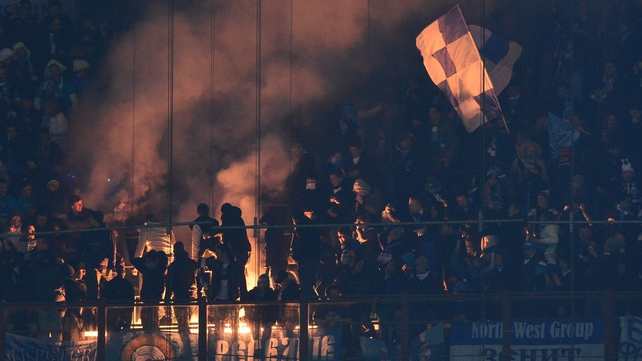 Zenit fan club wants 'sexual minorities' excluded