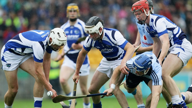 Seamus Plunkett is tasked with raising morale in Laois hurling following a very poor 2012