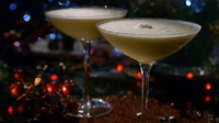Indulgent Eggnog - A festive favourite, Kevin Dundon makes the traditional tipple