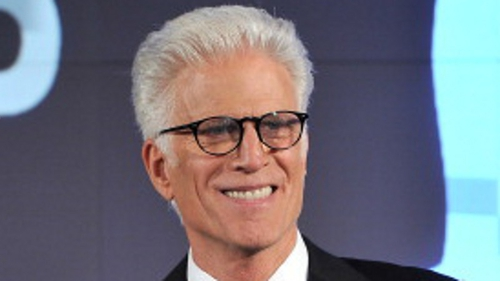 Ted Danson played Sam Malone in Cheers