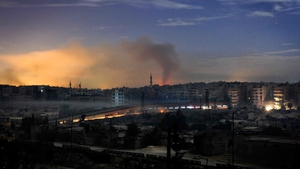 Syria's conflict continued to devastate cities and lives in 2012, with the death toll climbing to more than 40,000