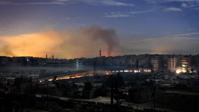 Aleppo has been one of the main centres of the conflict in Syria