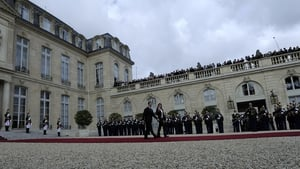 MAY: Nicolas Sarkozy left the Élysée Palace to make way for new French president Francois Hollande