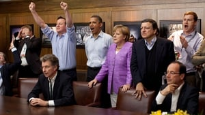 MAY: Political leaders took a break from G8 summit talks to watch the overtime shootout of Chelsea v Bayern Munich in the Champions League final