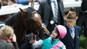 OCTOBER: Racehorse Frankel was retired to stud undefeated after his 14-race career