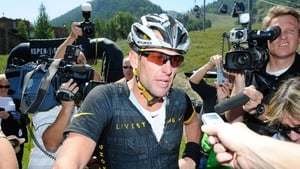 OCTOBER: Lance Armstrong was stripped of his seven Tour de France titles and given a lifetime ban from Olympic sports