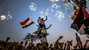 JUNE: Up to 50 million Egyptians went to the polls in free elections for the first time in their history, electing the Muslim Brotherhood's Mohammed Mursi