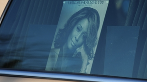 FEBRUARY: Singer and actress Whitney Houston, winner of six Grammy Awards, died at the age of 48