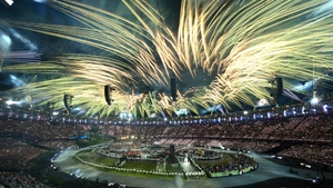 JULY: Millions of people around the world tuned in to watch the opening ceremony of London 2012