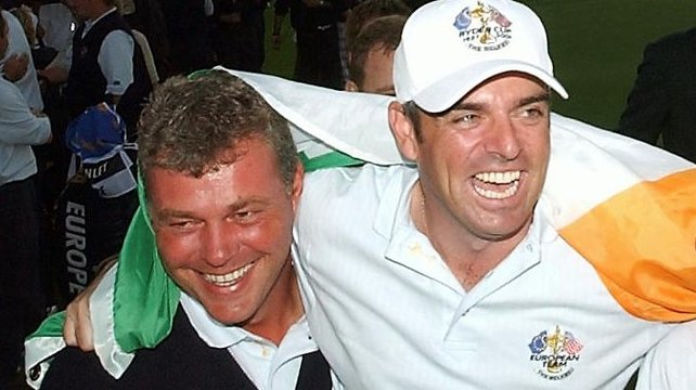 Darren Clarke and Paul McGinley are generally considered to be vying for the position