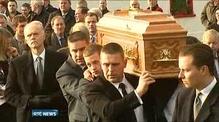Hundreds attend funeral of Páidí Ó Sé