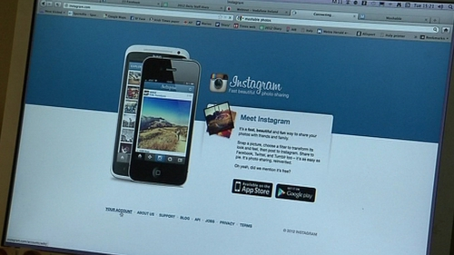 Instagram was launched in 2010 and by April 2012 it had reached over 100m active users