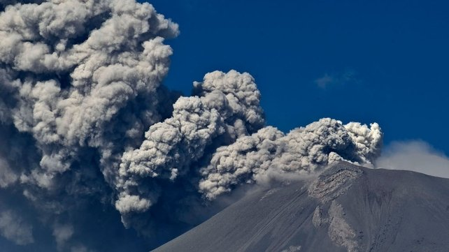 Ash cloud swept across Europe two years ago causing widespread travel chaos