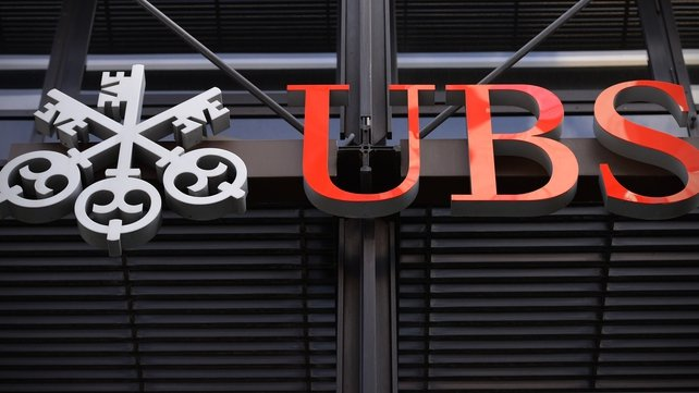 UBS blames loss on ''provisions for litigation, regulatory and similar matters''