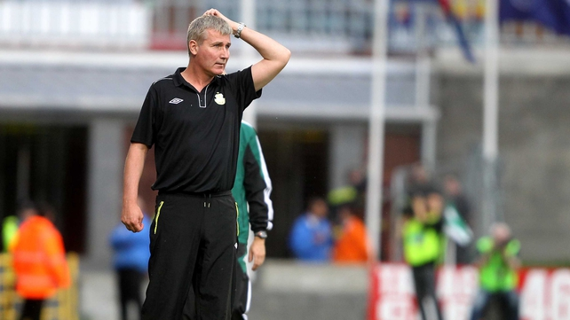 Stephen Kenny's time in Tallaght Stadium lasted less than one season