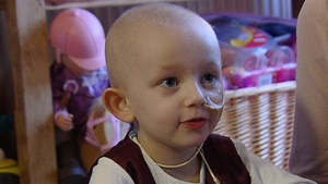 The charity single is raising funds for Lily Mae Morrison, who is being treated for neuroblastoma