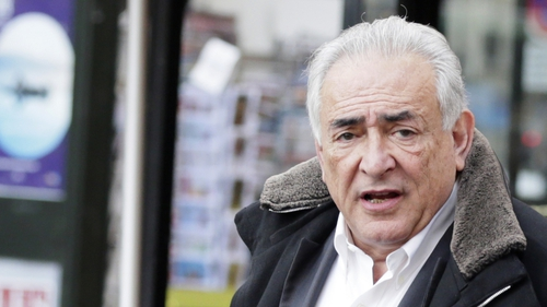 Dominique Strauss-Kahn is well known by his initials DSK in France