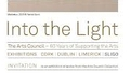 The Arts Council at 60 - 'Into The Light' Exhibition