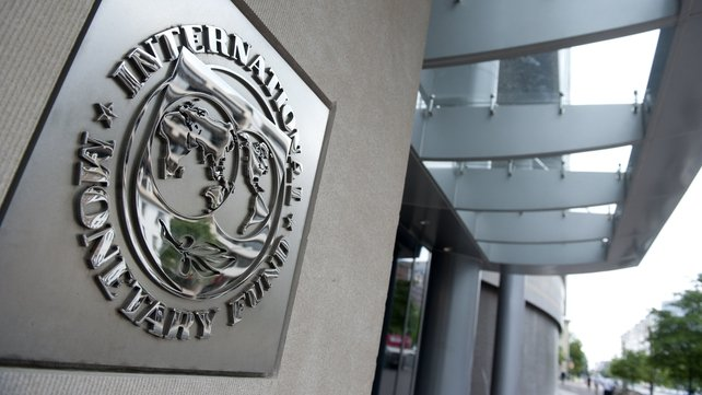 IMF says Ireland can pay back its loans to the Fund early to avoid paying high interest rates
