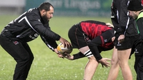 Provinces prepare for Christmas PRO12 derbies.