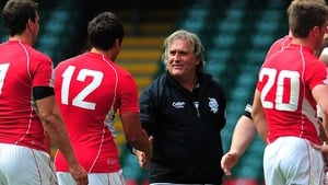 Australian Scott Johnson is in line to take caretaker charge of the Scotland team
